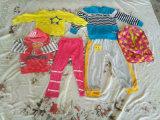 Используемые одевая одежды зимы детей, перекупные используемые одежды