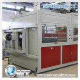 UHMW-PEの鋼線の機械を作る補強された管のプラスチック製品の押出機