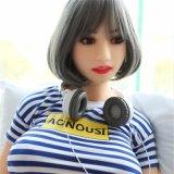 165cmの大きいニップルの人のための実物大の性の人形
