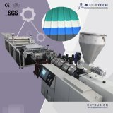 Belüftung-zusammengesetzte Dach-Fliese-Strangpresßling-maschinelle Herstellung-Zeile