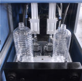 Halbautomatische essbare Öl-Plastikflaschen-durchbrennenmaschine der Nahrung1.8l/5l
