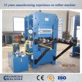Máquina Vulcanizing de borracha da imprensa com aquecimento elétrico