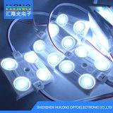 Módulo de LED impermeável / 2835 chips de LED com lente