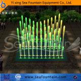 Fontaine en bois de contrôle de programme d'acier inoxydable de module