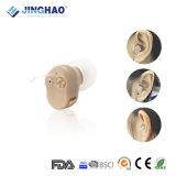 Appareil auditif d'oreille d'amplificateur sain de prothèse auditive d'écouteur
