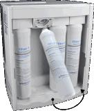 Фильтр воды встречной верхней части с быстро фильтром изменения