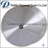 Circular herramienta afilada sierra circular vio la lámina para el corte de piedra concreta de material duro
