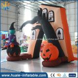 Opblaasbaar Halloween/het Opblaasbare/Opblaasbare Halloween Huis van Halloween