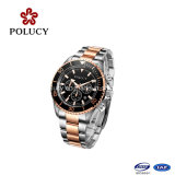 Het Horloge van Mens van de Chronograaf van Miyota van de luxe OS20 op het Polshorloge van het Roestvrij staal van de Verkoop voor Mensen