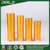 (5ml 10ml 15ml 20ml 35ml) frasco Refillable cosmético original de alumínio do pulverizador da fragrância do frasco de perfume do ouro