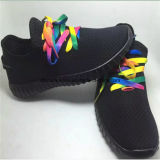Beiläufige Schuh-Einspritzung-Schuhe der China-Dame-Sport