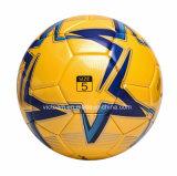 無類のサイズ5の光沢がある実質のマッチのサッカーボール