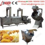 Chaîne de production congelée automatique professionnelle de pommes frites