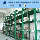 Tormento de acero del almacenaje del cajón del sostenedor estándar del molde