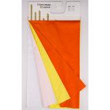tissu 100% de coton tissé d'armure de satin de tissu de tissu de coton 60s