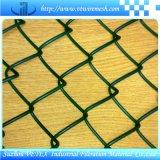 Сплетенная панель сетки загородки сада