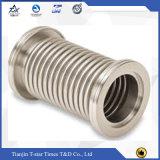 Câmara de ar ondulada do aço SUS304 inoxidável/mangueira flexível da tubulação