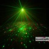 Laser verde vermelho de Moonflower do estágio decorativo do Natal do poder superior