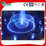 Fontana di acqua esterna di Dancing del giardino di musica della fontana di figura rotonda