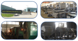 Bola del acerocromo de los rodamientos (AISI52100)