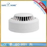 Calor fotoelectrónico atado con alambre y detector de humos para los sistemas de seguridad caseros
