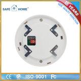 Связанная проволокой Photoelectronic жара и индикатор дыма для домашних систем безопасности
