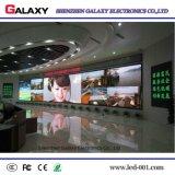 Indicador video fixo interno do diodo emissor de luz P2.5 para anunciar