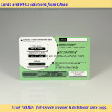 Kaarten in Slimme Kaart van de Chipkaart van het van de Kaart van pvc van de Kaart van de Kaart SIM de Plastic