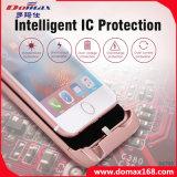 9000 mAh portátil móvil clip trasero Banco de batería eléctrica para el iPhone 6s Plus