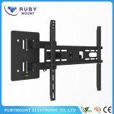 Beweglicher an der Wand befestigter Halter flacher Bildschirm Fernsehapparat-LCD