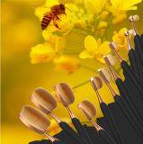 Nuevo cepillo único de calidad superior de llegada del maquillaje de la abeja del cepillo de los cosméticos de la patente