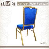 Обитая мебель гостиницы банкета штабелирующ стулы (JY-T29)