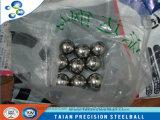 Bola de acero de la precisión AISI304 5/32 '' para el rodamiento de bolitas profundo del surco