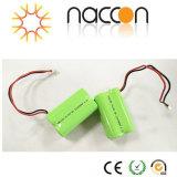 De Navulbare Batterij van Naccon Ni-MH 9V (Ni-MH 9V250BP1)