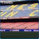옥외 풀 컬러 경기장 LED 디지털 표시 둘레