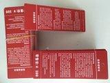 Etiqueta de papel do Tag do cair de sete tipos para o vestuário