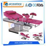 De elektrische Arbeid van de Gynaecologie en Lijst van het Bed van de Levering de Hydraulische Obstetrische