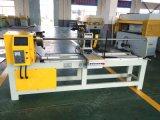 Máquina que corta con tintas automática de la prensa hidráulica de la tira del paño de la tela