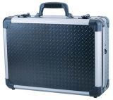 Алюминиевый случай инструмента с паллетом инструмента & регулируемым отсеком
