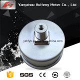 """高品質1.5 """" Y40 40mmすべてのステンレス鋼の圧力計"""