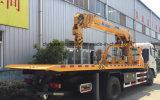 La grue télescopique de HP de Dongfeng 4*2 180 a monté sur le prix de camion de cargaison