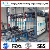 Tratamiento de aguas del sistema del uF de la ultrafiltración