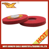 колесо 100X15mm Non сплетенное полируя с самым лучшим ценой