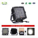 自動車部品のための高品質黒い6500k正方形LEDのドライビング・ライト