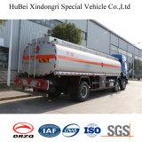 16cbm Tankwagen van de Brandstof FAW de Euro 4