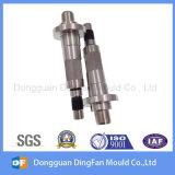 Piezas de torneado modificadas para requisitos particulares del CNC de la alta calidad para el molde del conector