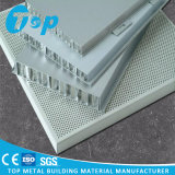 Het lichtgewicht Aluminium Geperforeerde Comité van de Honingraat voor Plafond en de Bekleding van de Muur