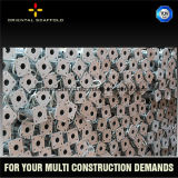 Construction Scaffolding Shoring post office prop. for halls