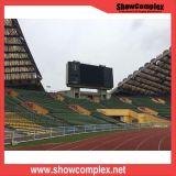 경기장 옥외 운동 발광 다이오드 표시 스크린을 광고하는 P10