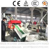 Plastiktablette, die Maschine für die Wiederverwertung der steifen Schrotte herstellt